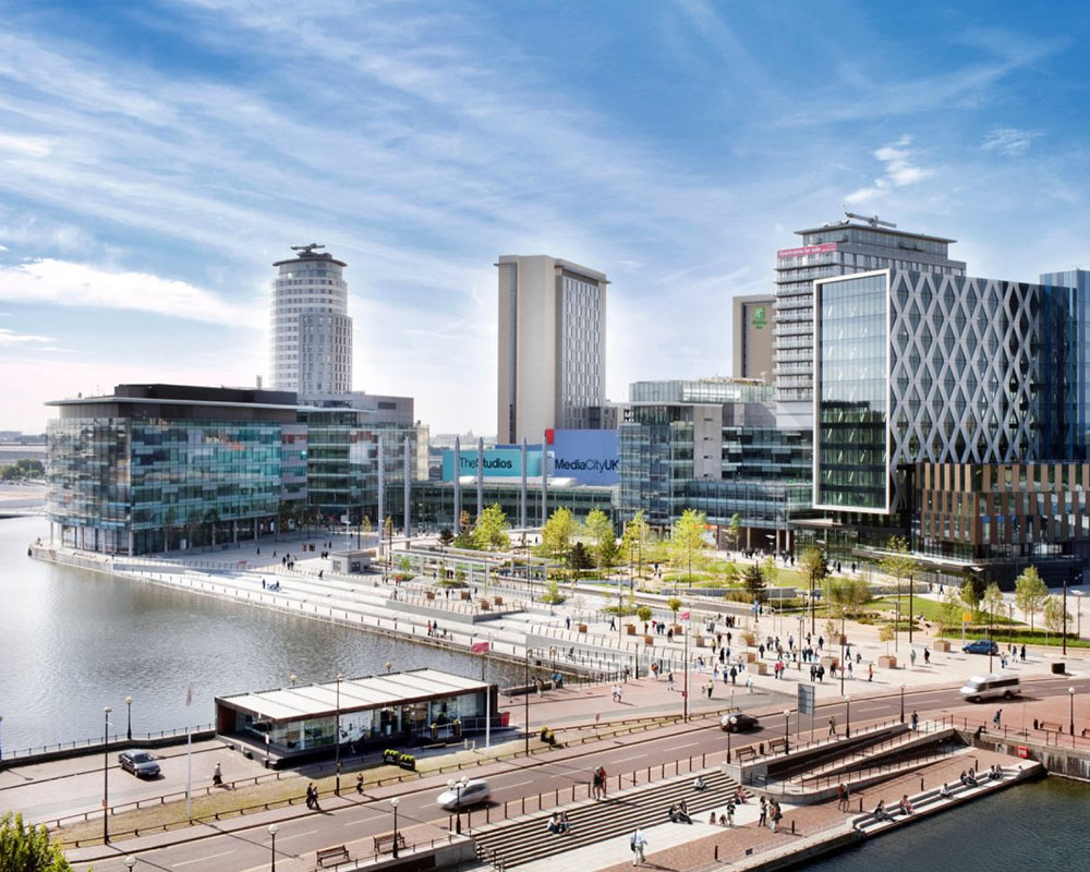 MediaCityUK Security System Upgrade: Meyertech Interview with Richard Sumner